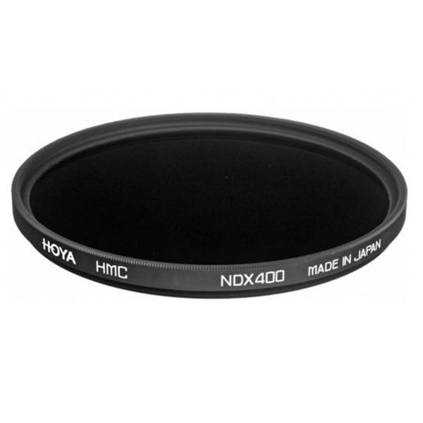 Фильтр нейтрально-серый Hoya HMC NDX400 (8,6 стопа) 52 мм (На складе)