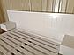 """Біле дерев'яне ліжко """"Токіо"""" із натурального дерева, фото 6"""