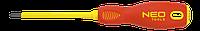 Отвертка крестовая 1000В PH1x80мм NEO Tools 04-072