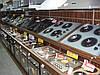 Стеллажи в магазин под встроенную технику. Оборудование для магазина бытовой техники индивидуальные решения