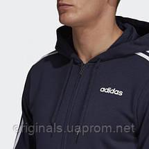 Спортивная толстовка Adidas Essentials 3-Stripes DU0475, фото 2