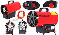 Газовая тепловая пушка/обогреватель KRAFT & DELE PROFESSIONAL KD11704
