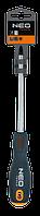 Отвертка Torx T15x100мм NEO 04-044
