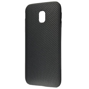 Чехол-накладка DK-Case силикон Carbon для Samsung J530 (2017) (black)