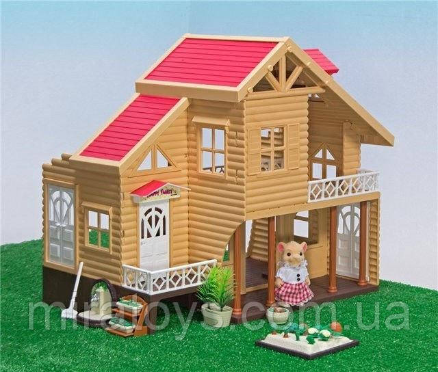 Животные флоксовые Happy Family 012-03 Домик
