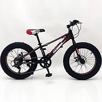 Велосипед фэт байк HAMMER EXTRIME колёса 20 дюймов