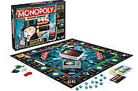 Настольная игра Монополия с банковскими картами Monopoly Ultimate Banking Board Game Hasbro B6677