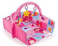 Развивающий игровой коврик для младенца JL 619-1 С 10619-12, КОД: 317321