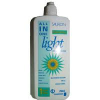Раствор для контактных линз ALL In One Light SAUFLON 250 ml