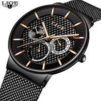 Часы наручные LIGE LG9836, фото 1