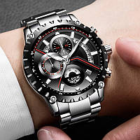 Часы наручные LIGE LG9838, фото 1