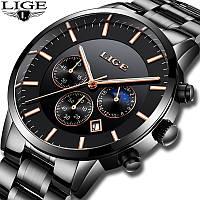 Часы наручные LIGE LG9893, фото 1