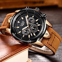 Часы наручные LIGE LG9865, фото 1