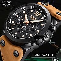 Часы наручные LIGE LG9890, фото 1
