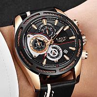 Часы наручные LIGE LG9881, фото 1