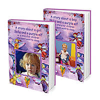 Name book Your Baby and the Violet Elf, or a story for children who do not want to sleep FTBKPURE, КОД: 220656