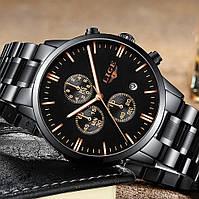 Часы наручные LIGE LG9845, фото 1