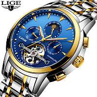 Часы наручные LIGE LG9878, фото 1