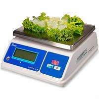 Вологозахищені ваги Base CBСв-6/15-2/5 (до 15 кг, пластик)