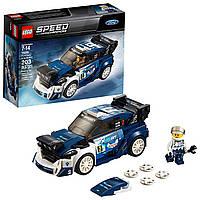 Конструктор Лего чемпионы скорости форд фиеста LEGO Speed Champions Ford Fiesta M-Sport WRC 75885