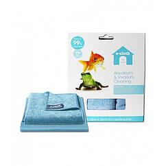 Салфетки для аквариумов и террариумов E-Cloth Aquarium  Vivarium Cleaning Pack 206397 3620, КОД: 165055