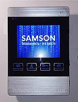 Видеодомофон 4.3 дюйма SW-406 с записью по движению