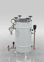 Стерилізатор медичний, автоклав паровий для інструментів ВК-30 напівавтоматичний ПЗМОіІ