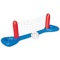 Надувной игровой центр Волейбол 3+ (52133)