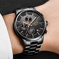 Часы наручные LIGE LG9910, фото 1