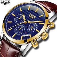 Часы наручные LIGE LG9858, фото 1