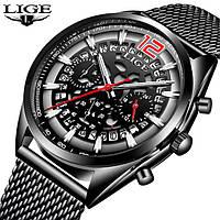 Часы наручные LIGE LG9857, фото 1