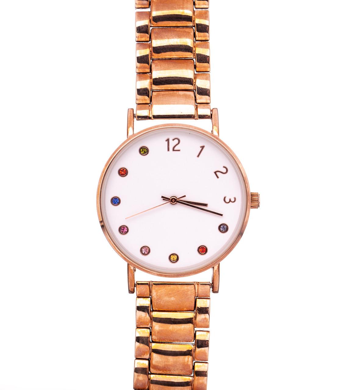 Жіночий годинник Even&Odd yp5yy-cy-en Gold