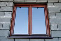 Окно деревянное. Сосна
