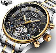 Часы наручные LIGE LG9829, фото 1