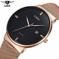 Часы наручные LIGE LG9801, фото 1