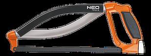 Пила по металу з 3D ручкою NEO Tools 43-300