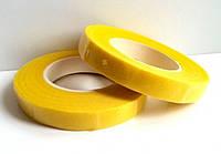 Тейп-лента желтый цвет