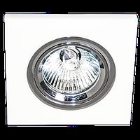 Светильник Точка Света CR 114 WH/CHR