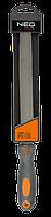 Напильник по металлу полукруглый 200x2мм NEO 37-122