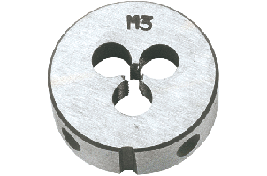 Плашка M3 TOPEX 14A303