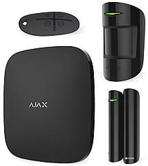Комплект сигнализации Ajax StarterKit Black Plus, КОД: 358336