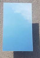 Зеркало прямоугольное для ванной комнаты 68х40 см