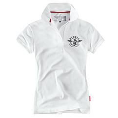 Футболка женская Dobermans Rebell M Белый TSPD163WT-M, КОД: 705982