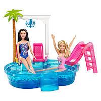 Игровой набор Гламурный прозрачный бассейн Barbie (DGW22)