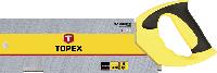 Ножовка пасовочная 9TPI 300 мм TOPEX 10A703