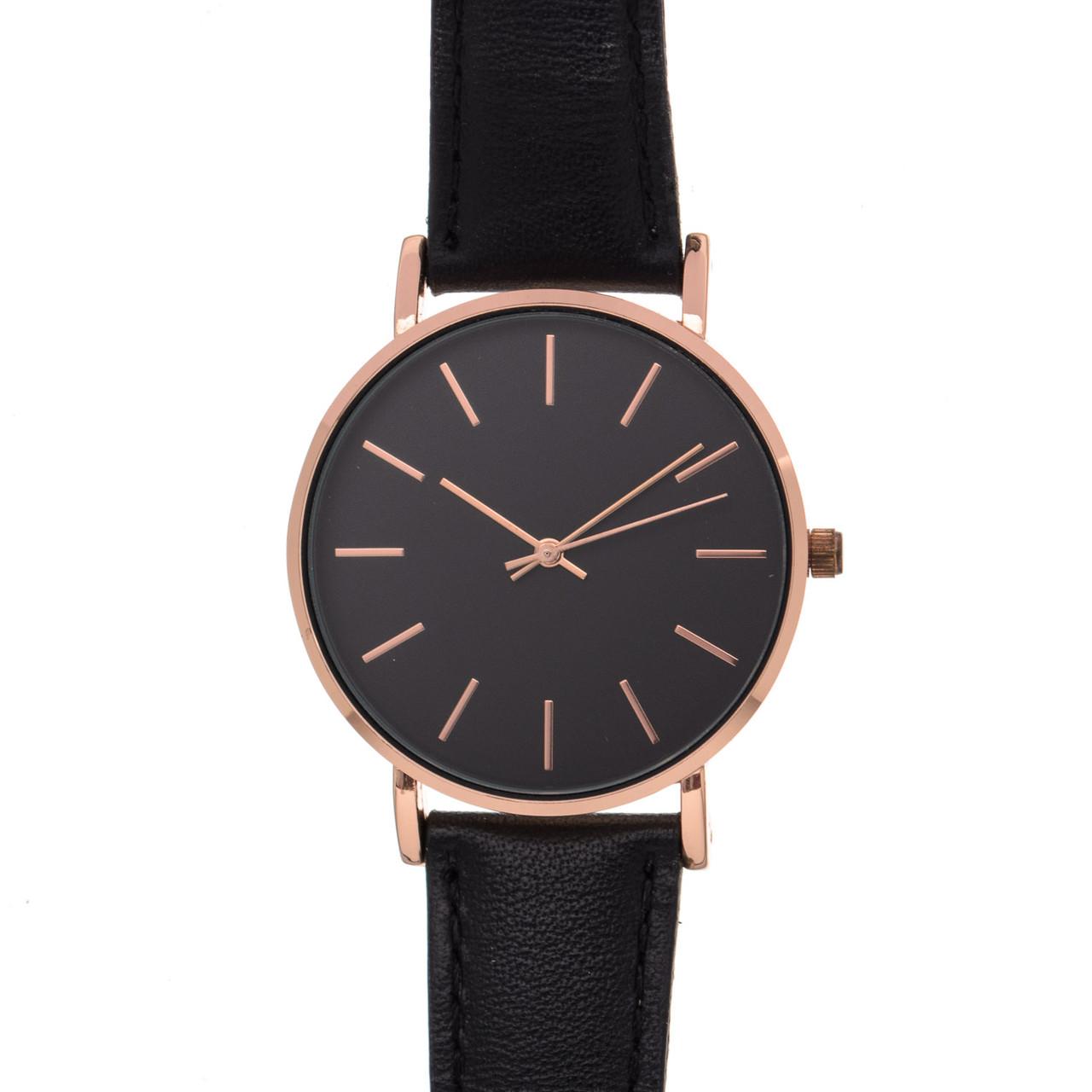 Жіночий годинник Kiomi txgyy Black