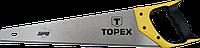 """Пила по дереву """"Shark"""" 11TPI 500 мм TOPEX 10A452"""
