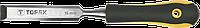 Стамеска 12мм CrV TOPEX 09A412