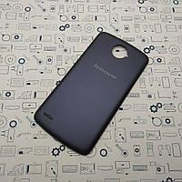 Задняя крышка Lenovo S920 Синий Сервисный оригинал с разборки