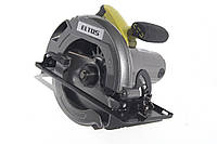 Пила дисковая Eltos ПД-185-2200 металлический корпус, КОД: 351691